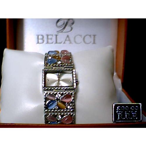 SUPERB & USEFUL 2 in1 LUXURY BELLACCI BRACELET WATCH